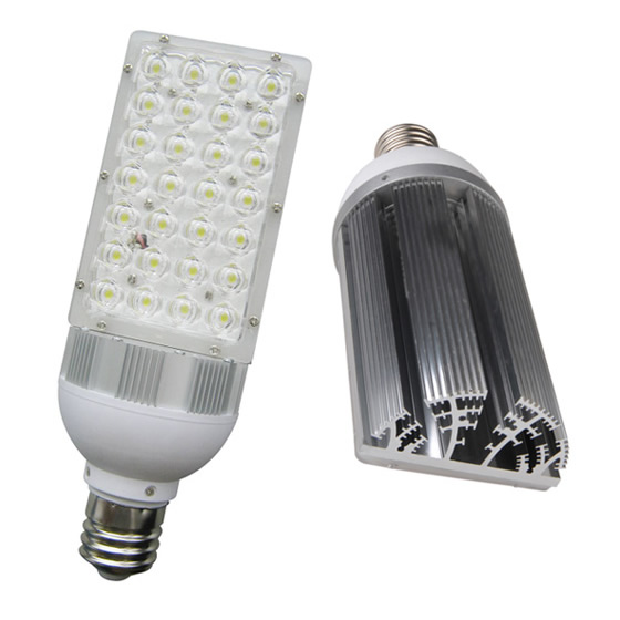 28/36W Watt Led street light