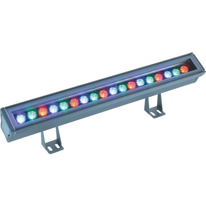 led wallwasher one line 18w