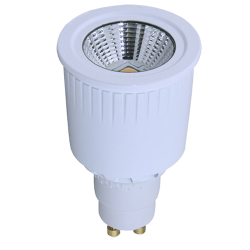 gu10 8w led,8w led cob spot light,sharp led cob,sharp 8w led